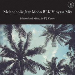 Melancholic Jazz Moon BLK Vinyasa Mix