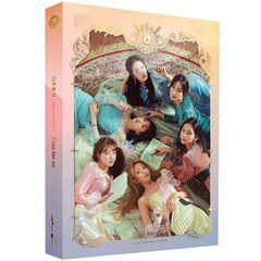 GFRIEND/2ND ALBUM : TIME FOR US (DAYTIME VER)(外付特典:ポスター)(輸入盤)